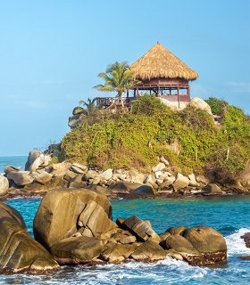 Rondreis Colombia Compleet Tayrona
